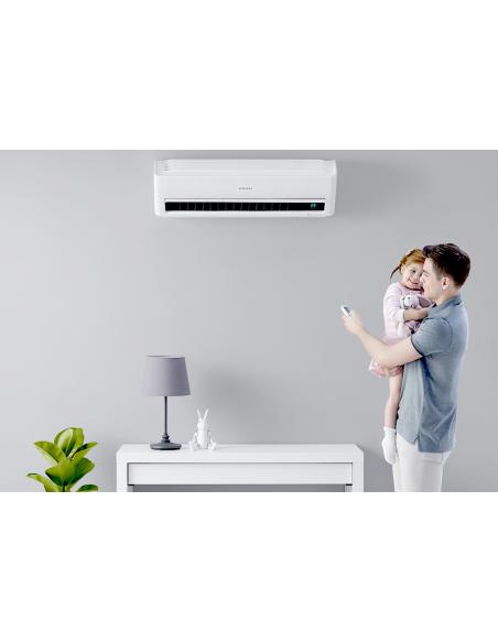 Klimatizácie do domácnosti Klimatizácia Samsung WindFree Avant 6,5kW R32 Monosplit  - 3