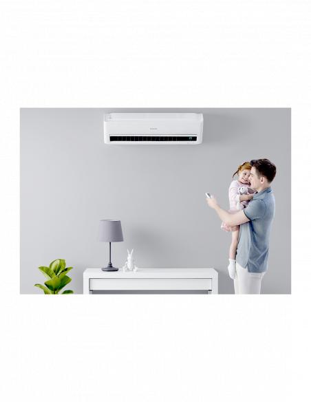 Klimatizácie do domácnosti Klimatizácia Samsung WindFree Comfort 2,5kW R32 Monosplit  - 3