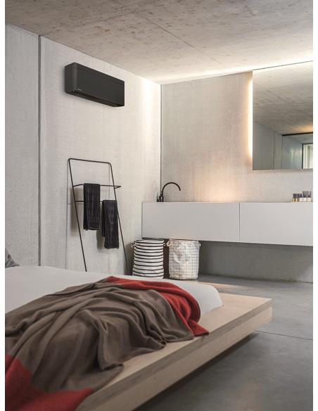 Klimatizácie do domácnosti Klimatizácia Daikin Stylish čierna 2,5kW R32 Monosplit  - 3
