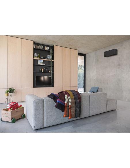 Klimatizácie do domácnosti Klimatizácia Daikin Stylish čierna 2,5kW R32 Monosplit  - 8