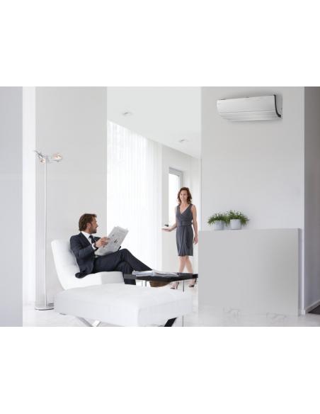 Klimatizácie do domácnosti Klimatizácia Daikin Ururu Sarara biela 2,5kW R32 Monosplit  - 3