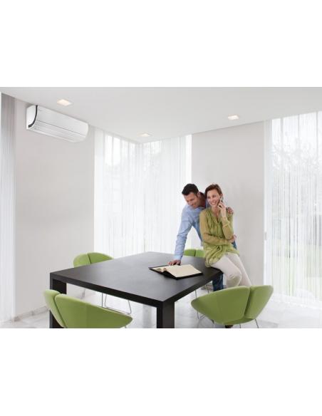 Klimatizácie do domácnosti Klimatizácia Daikin Ururu Sarara biela 2,5kW R32 Monosplit  - 4