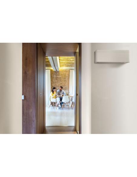 Klimatizácie do domácnosti Klimatizácia Daikin Stylish biela 2,5kW R32 Monosplit  - 3