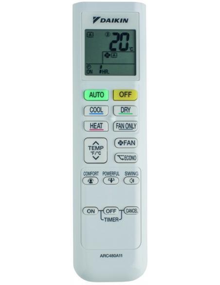 Klimatizácie do domácnosti Klimatizácia Daikin Comfora 2,0kW R32 Monosplit  - 6